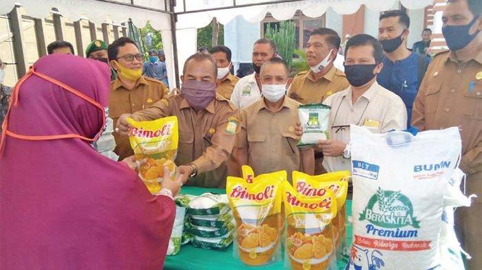 Disperindag Buka Pasar Murah di 87 Lokasi di Aceh, Untuk Banda Aceh, Aceh Besar dan Sabang di Sini