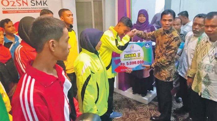 Langsa Juarai O2SN Aceh