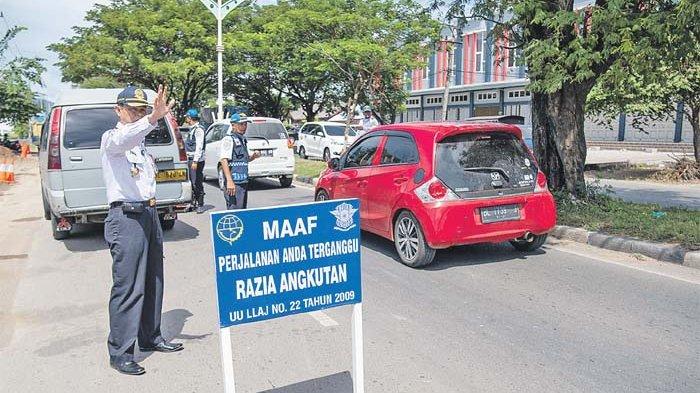Dishub Aceh Tengah Tertibkan  Angkutan Umum dan Barang