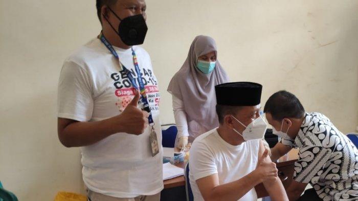 696 Anak di Nagan Raya sudah Divaksin, Tim Akan Turun ke Sekolah