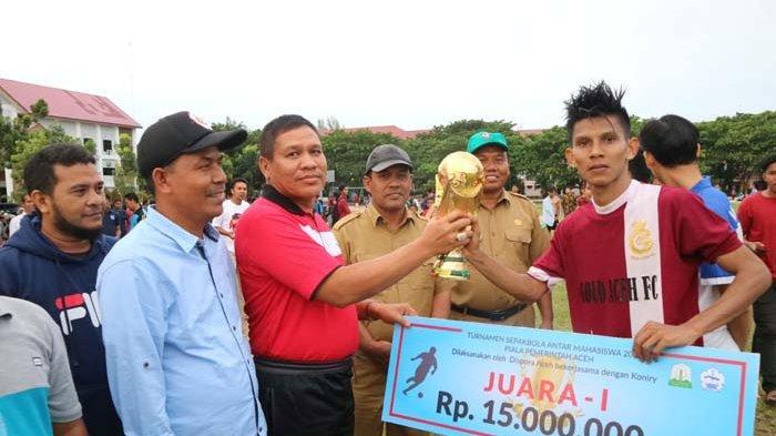 Lagi, Serambi FC Juara