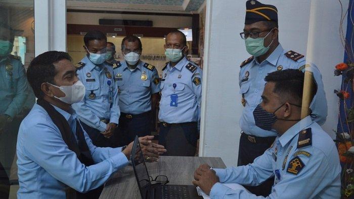 Kadiv Keimigrasian Kemenkumham Aceh Kunjungi Imigrasi Langsa