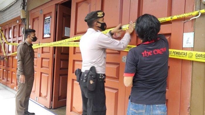 Tim Gabungan Kota Banda Aceh Segel Kafe yang Gelar Live Music dan Joget Bareng di Malam Ramadhan