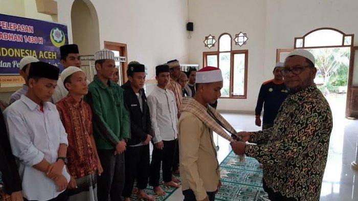 ADI Kirim Kafilah Dakwah Ramadhan ke Perbatasan Aceh
