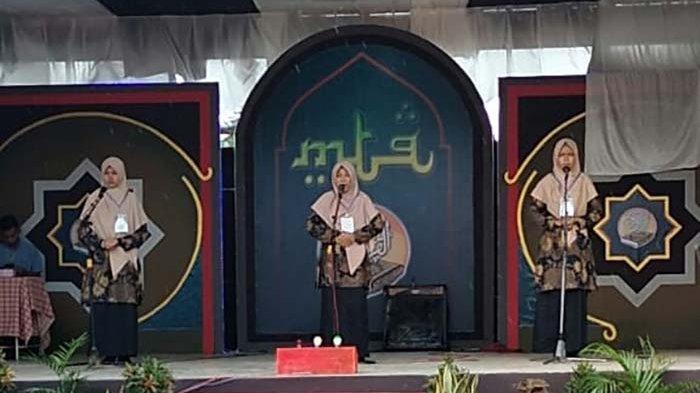 9 Peserta Khafilah Labuhanhaji Barat Masuk Final Cabang MTQ Aceh Selatan