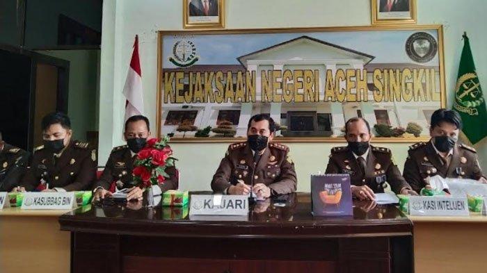 Kejari Aceh Singkil Tingkatkan Penyelidikan Dugaan Korupsi Kapal Singkil 3 ke Penyidikan