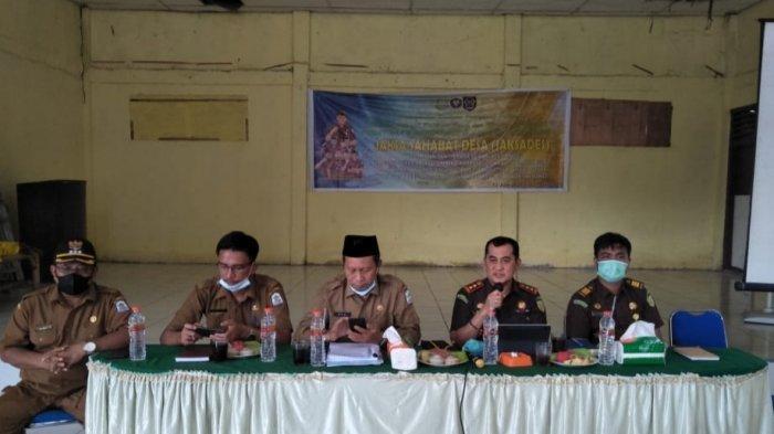 Cegah Penyelewengan Anggaran, Jaksa Aceh Singkil Jadi Sahabat Desa