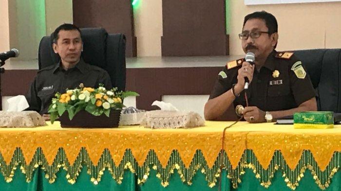 Kajati Aceh Chairul Amir Tiba di Aceh, Raja Nafrizal Sudah Bertugas di Kejagung RI