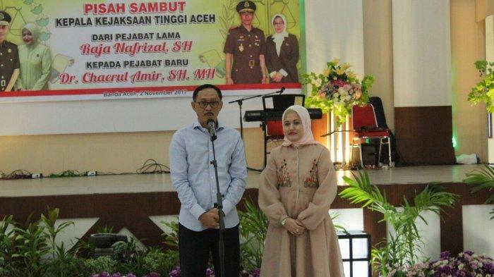 Pesan Terakhir Mantan Kajati Aceh Begitu Bermakna Antara Dunia dan Akhirat