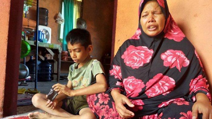 Kisah Getir Fatmawati, Penyandang Tunanetra yang Hidup dengan Anak Tunarungu Wicara