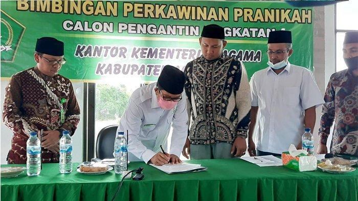 Kemenag Aceh Besar-STISNU Aceh Jalin Kerja Sama, Ini Action Awal yang Dilakukan