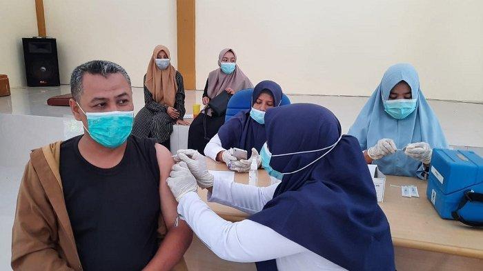 Nagan Raya Mulai Gelar Vaksinasi Covid-19 untuk Masyarakat, Ini Jadwalnya
