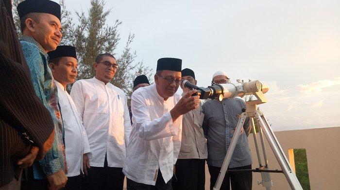 LIVE STEAMING Sidang Isbat Penetapan Awal Puasa 1 Ramadhan 1441 H di TVRI Pukul 17.00 WIB