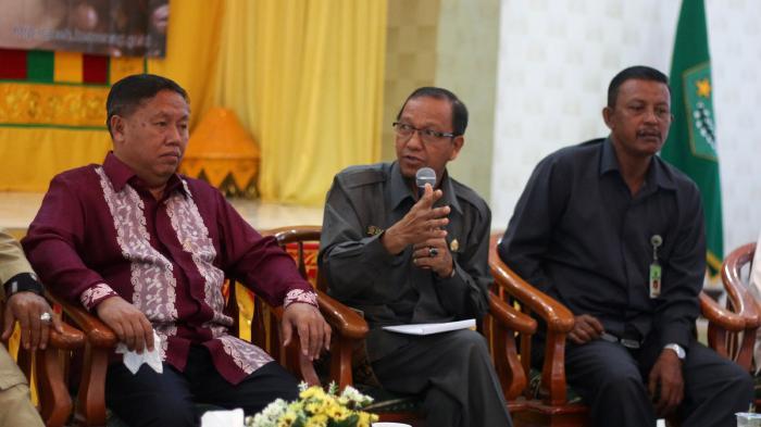 Kemenag Aceh Imbau Warga  Catatkan Nikah di KUA