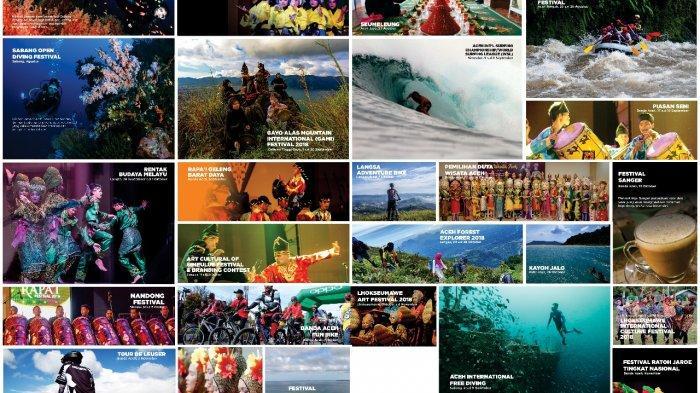 Catat! Even Wisata Aceh di Bulan Maret Ini
