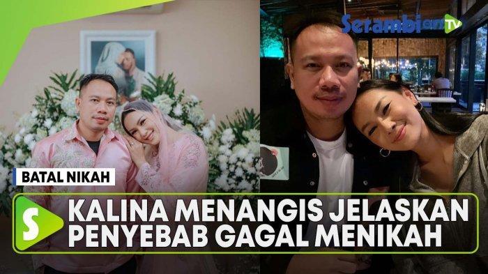 Vicky Ungkap Pernikahannya dengan Kalina Oktarani Diundur 13 Maret, Benarkah?