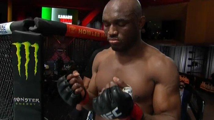 Hasil UFC 258: Kamaru Usman Kalahkan Gilbert Burns, Pertahankan Sabuk Juara dan Lewati Legenda