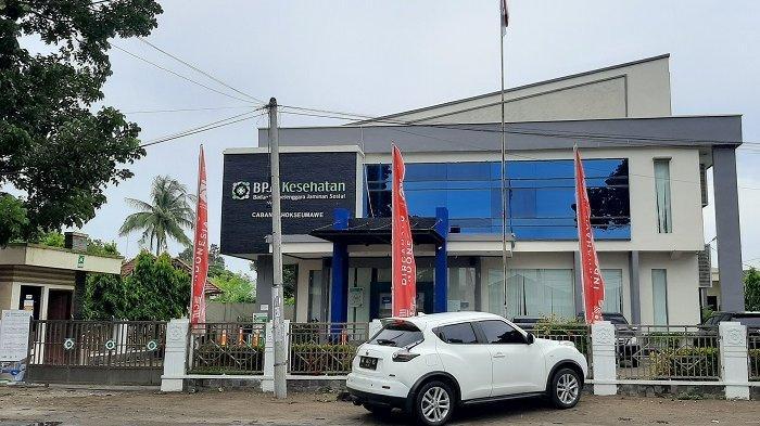 Kantor Bpjs Kesehatan Lhokseumawe Tutup Serambi Indonesia