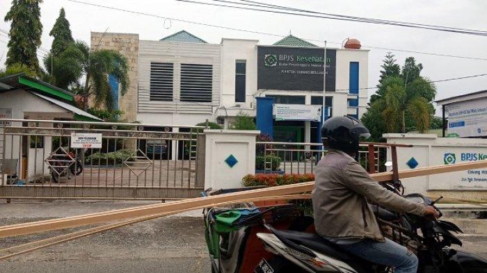 Pegawai Terpapar Covid 19 Di Binjai Kantor Bpjs Kesehatan Meulaboh Tutup Tiga Hari Serambi Indonesia