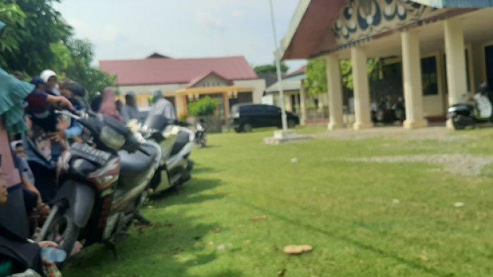 Soal Warga Geruduk Kantor Camat Batee di Pidie, Saiful Zuhri Minta Waktu Tiga Hari