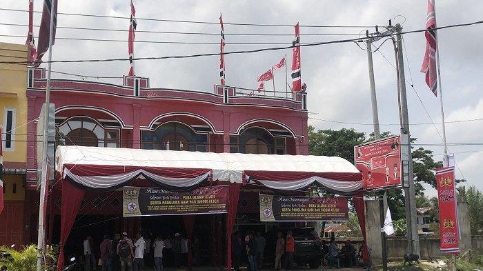 Ini Ternyata Isi Rapat Ban Sigom Donya Jebolan Tripoli Bersama Panglima Eks GAM di Aceh Utara