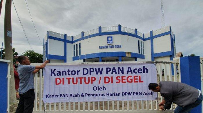 Bahas Kisruh Internal PAN Aceh, Pengurus DPP Gelar Pertemuan Tertutup dengan DPW di Aceh Besar