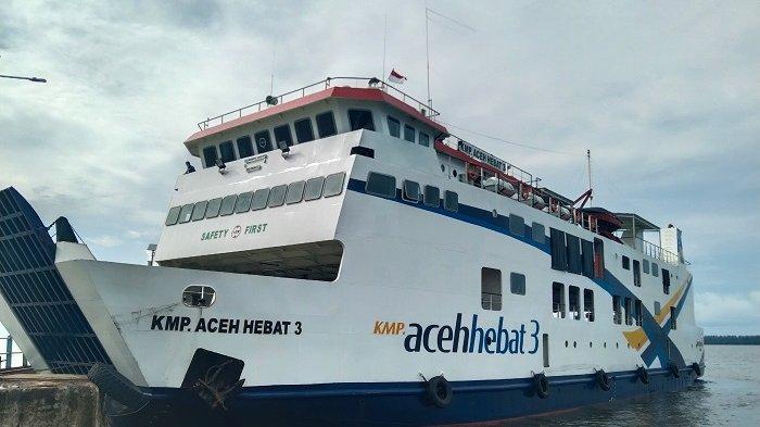 Dukung Pengembangan Pariwisata Kepulauan Banyak, Bupati Minta Kapal Aceh Hebat 3 Berlayar Tiap Hari