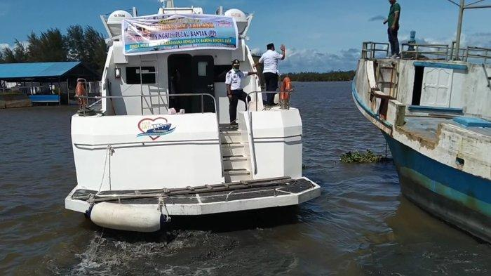 Moda Transportasi Menuju Objek Wisata Pulau Banyak