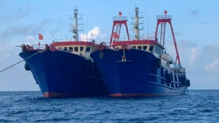 AS dan Filipina Membahas Kapal Milisi Bersenjata China di Kawasan Laut China Selatan