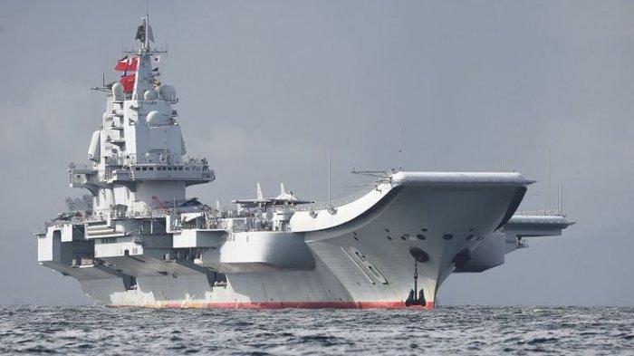 Saling Kerahkan Kapal Induk, China di Dekat Taiwan, Amerika Serikat Ke Laut China Selatan