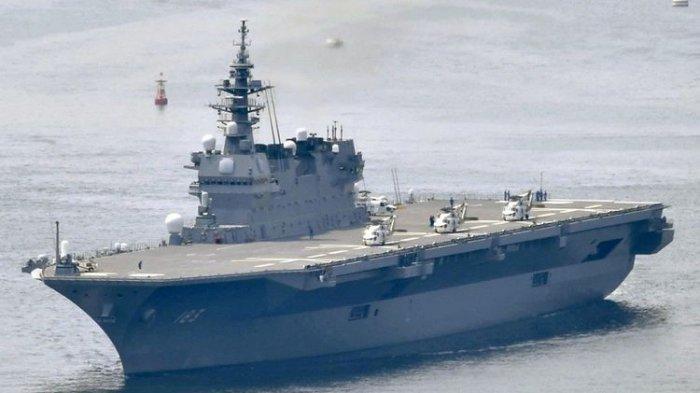 Jepang Mulai Pamer Kekuatan Militer, Gelar Latihan Skala Nasional Setelah 30 Tahun