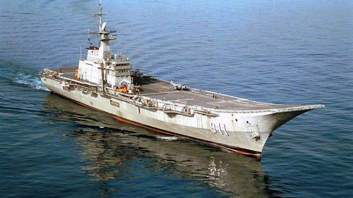 Ini Kapal Induk Terkecil di Dunia, Ternyata Milik Salah Satu Negara Asean