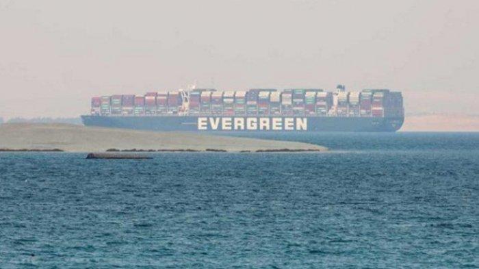 Pengadilan Mesir Mendukung Penyitaan Kapal Kargo Jepang, Pemblokir Terusan Suez