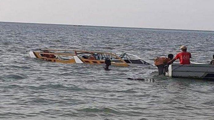 Kapal Nelayan Indonesia Bocor dan Nyaris Tenggelam di Samudera Hindia, Australia Kerahkan Bantuan