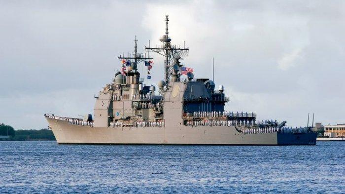 Kena Karma Akibat Suka Klaim, China Kini Dibuat Sempoyongan Karena Kapal Perang AS Masuk Wilayahnya