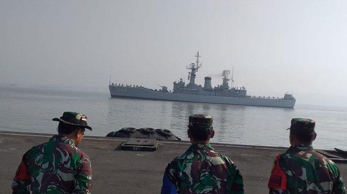 Terbongkar, Indonesia Sedang Negosiasi dengan China untuk Beli Kapal Perang, Rudalnya Sudah Dipesan