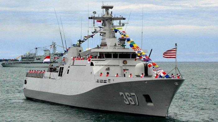 Kapal Perang Turki Kirim Signal 'Pray For KRI Nanggala', Kru KRI Sultan Iskandar Muda-367 Terharu