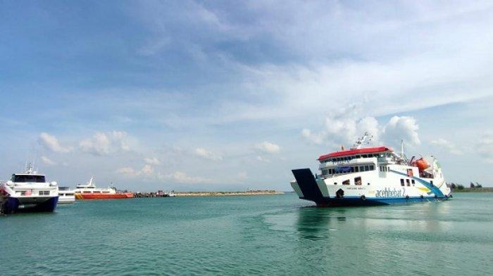 H+6 Lebaran, Wisatawan Masuk ke Sabang Masih Ramai, Kapal Berlayar 7 Trip