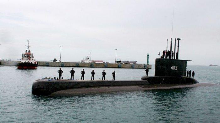 Kapasitas Oksigen KRI Nanggala-402 Bertahan 3 Hari, TNI Punya Waktu 72 Jam untuk Temukan Kapal Selam