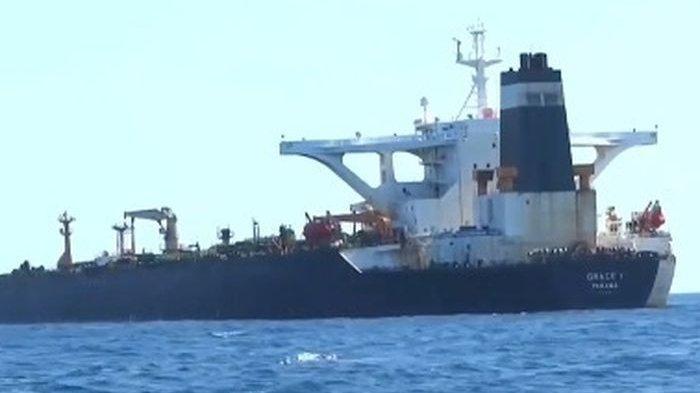 Makin Panas, Marinir Inggris Serbu Kapal Tanker Milik Iran, Amerika Kegirangan