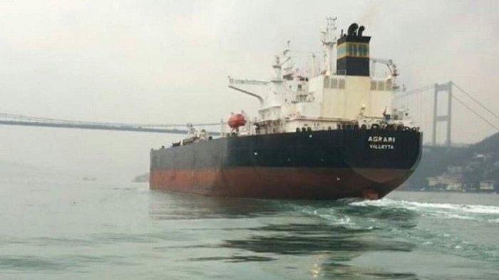 Ranjau Milisi Houti Meledak di Lepas Pantai Arab Saudi, Kapal Tanker Yunani Rusak Parah