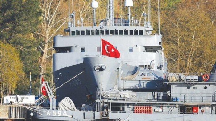 Mantan Laksamana Turki Ditangkap, Ingin Geser Kebijakan Luar Negeri, Beralih ke China dan Rusia