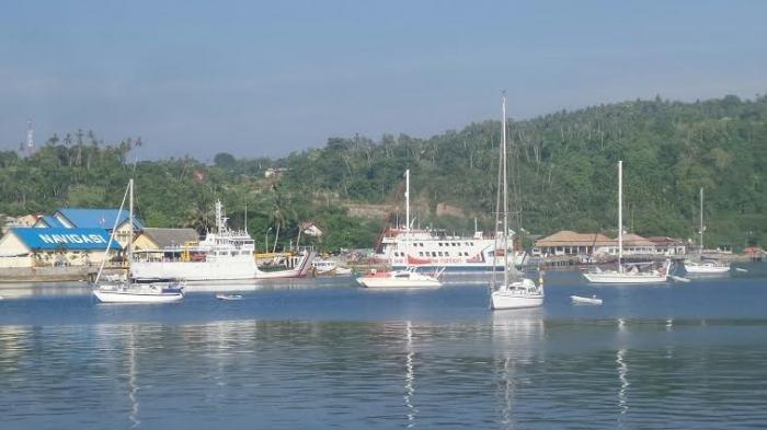 City Tour di Banda Aceh, 50 Yatcher Kunjungi Situs Tsunami Hingga Cicipi Kopi Sareng