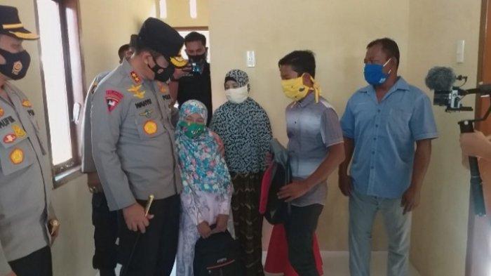 Korban Kebakaran di Jeunieb Tempati Rumah Kue Syurga, Begini Pesan Kapolda Aceh
