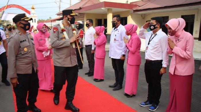 Kunker ke Polres Lhokseumawe, Kapolda Aceh IngatkanPelaku Pencabulan Harus Dihukum Berat