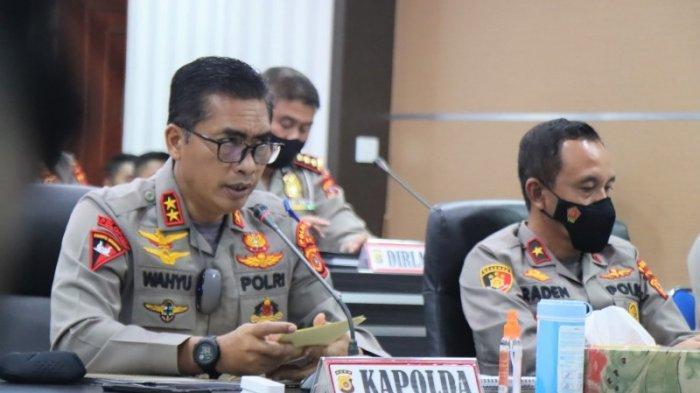 Kapolda Buka Pelatihan Pra Operasi Ketupat Seulawah 2021, Ini Penekanannya kepada Personel Se-Aceh