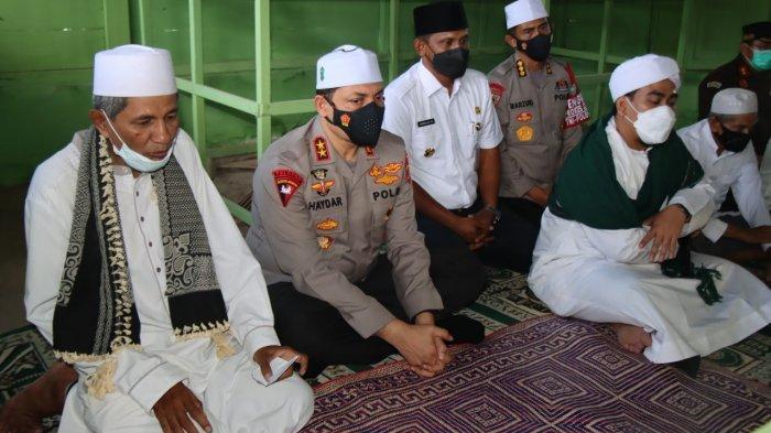 Di Aceh Timur, Kapolda Minta Ulama Dukung Tugas Polri dan Vaksinasi