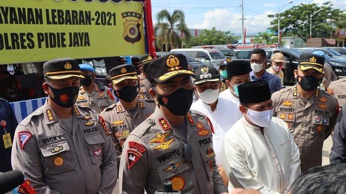 Polda Aceh Sebut Masyarakat yang Nekat Mudik Akan Disuruh Putar Balik
