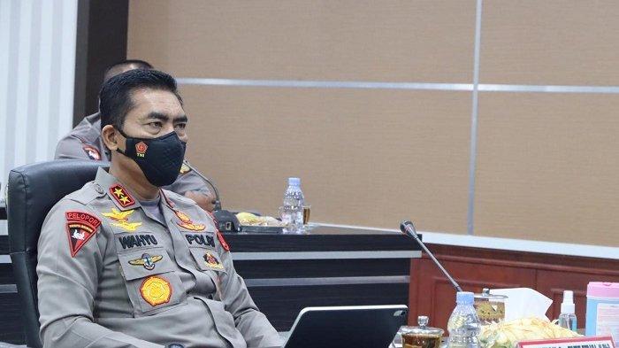 Kapolda Aceh jadi Narasumber dalam Webinar Serdik Sespimma Polri