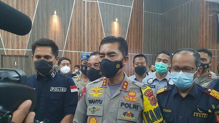 Setahun Menjabat, Kapolda Aceh Berhasil Ungkap Hampir 1 Ton Sabu-sabu, DPRA Beri Apresiasi
